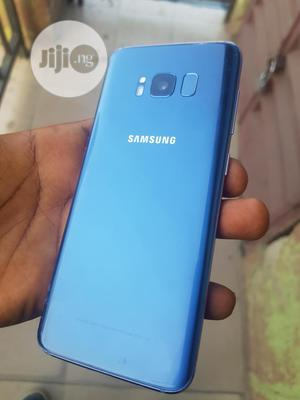 Samsung Galaxy S8 64 GB Blue   Mobile Phones for sale in Lagos State, Ikeja