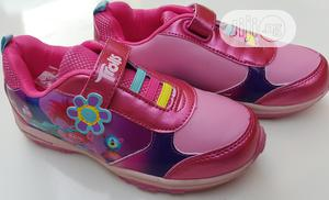 Trolls Cartoon Character Sneakers | Children's Shoes for sale in Lagos State, Ikeja