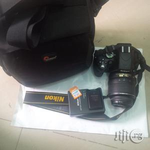 Nikon D5100 Uk Used Camera With 8gb Memory Card And Bag   Photo & Video Cameras for sale in Lagos State, Ikeja