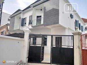 New & Spacious 4 Bedroom Semi Detached Duplex + BQ At Chevron Estate Lekki. | Houses & Apartments For Rent for sale in Lagos State, Lekki