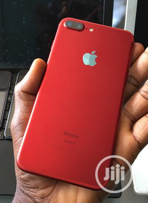 Apple iPhone 7 Plus 32 GB Red   Mobile Phones for sale in Lagos State, Ikeja