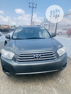 Toyota Highlander 2008 Green | Cars for sale in Lagos State