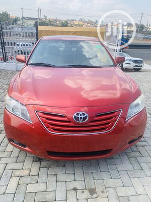 Toyota Camry 2007 Red | Cars for sale in Lagos State