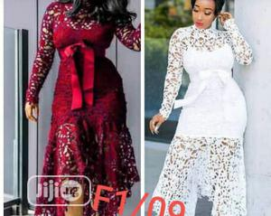 New Female Lace Gown   Clothing for sale in Lagos State, Ikeja