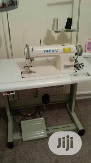 Yamata Industrial Straight Sewing Machine | Manufacturing Equipment for sale in Lagos State, Lagos Island (Eko)
