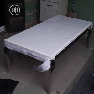 Marble Center Table & Side Stools | Furniture for sale in Lagos State, Magodo
