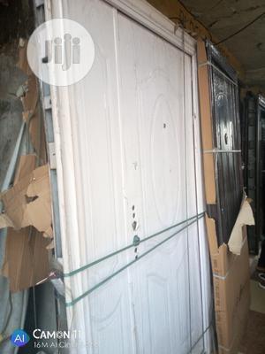 4ft Steel Front Door   Doors for sale in Lagos State, Orile