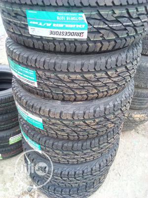 Bridgestone Premium TYRE 245/70/16 2years Waranty   Vehicle Parts & Accessories for sale in Lagos State, Ikeja