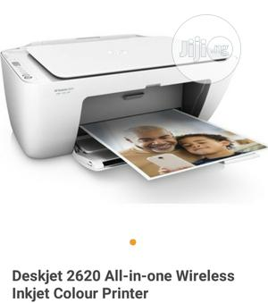 Brand New Imported HP Desk Jet Printer 3in1 | Printers & Scanners for sale in Lagos State, Yaba