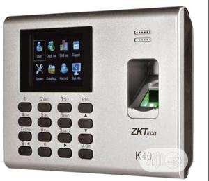 Zkteco K40 Fingerprint Time and Attendance / Access Control | Safetywear & Equipment for sale in Lagos State, Ikeja