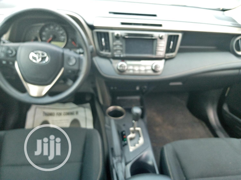 Toyota RAV4 2015 Black | Cars for sale in Amuwo-Odofin, Lagos State, Nigeria