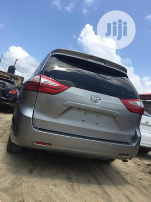 Toyota Sienna 2016 Gray | Cars for sale in Lagos State, Amuwo-Odofin