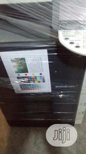 Bizhub C203   Printers & Scanners for sale in Lagos State, Surulere