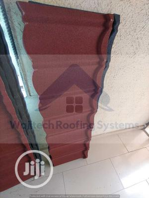 Nosen Anti Fade Quality Wajitech Gerard Stone Coated Roof | Building Materials for sale in Lagos State, Agege