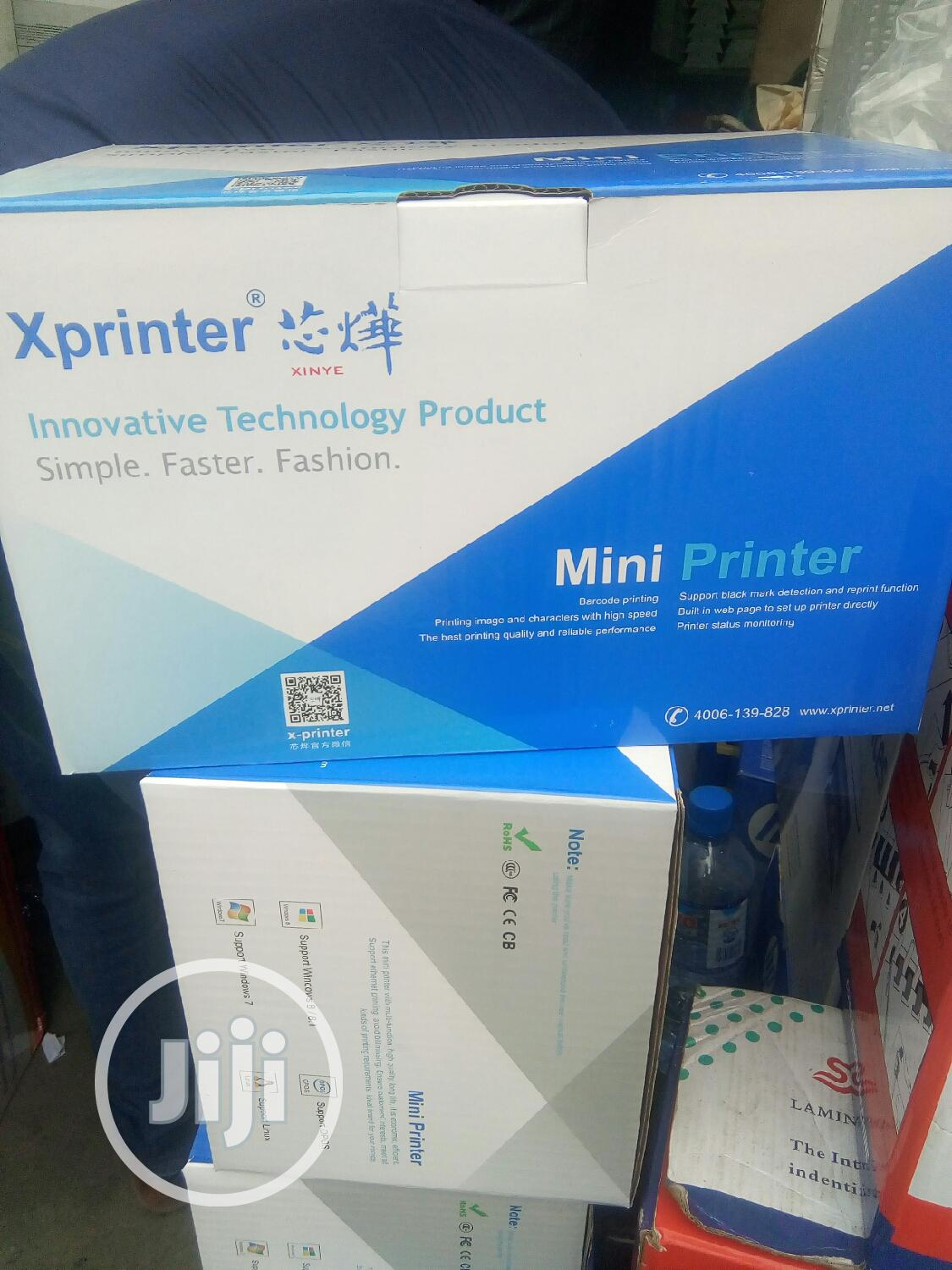 Xprinter Thermal Receipt Printer POS 80mm | Printers & Scanners for sale in Ikeja, Lagos State, Nigeria