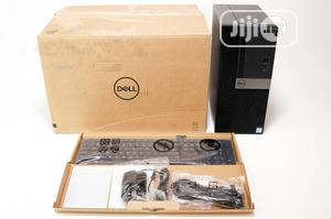 New Desktop Computer Dell OptiPlex 7050 16GB Intel Core i7 HDD 1T   Laptops & Computers for sale in Lagos State, Ikeja