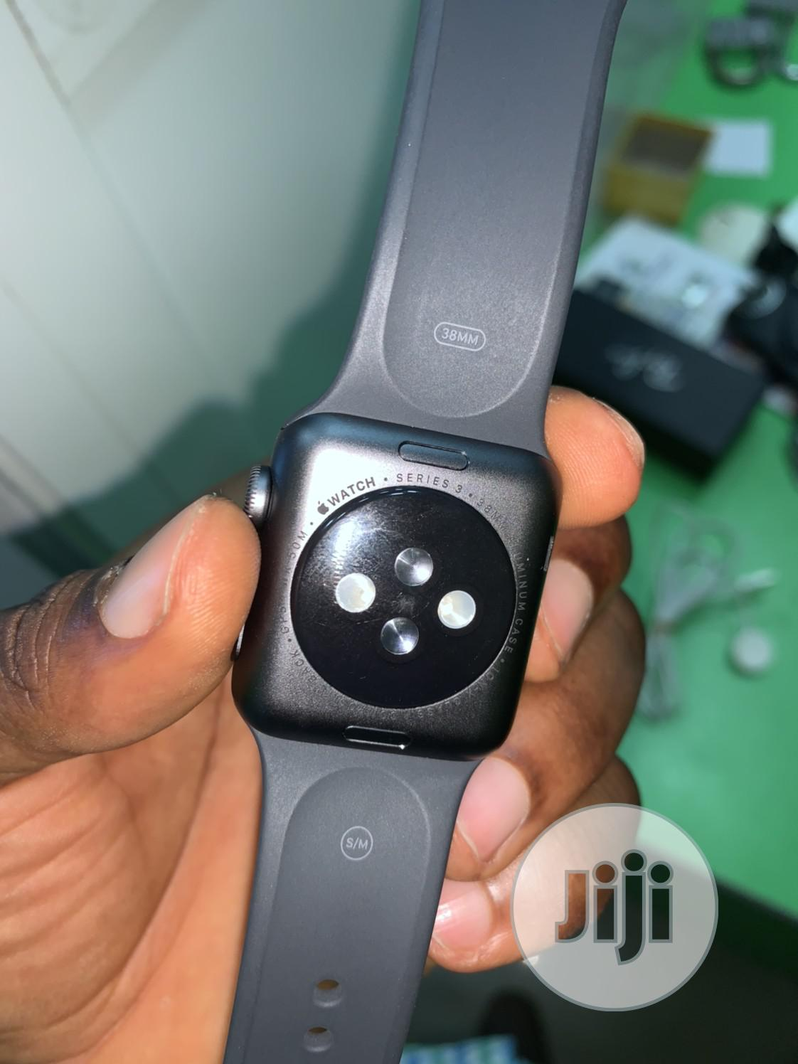 Apple Watch Series 3 | Smart Watches & Trackers for sale in Ikeja, Lagos State, Nigeria