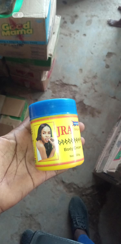 Jra Body Cream (Big) | Bath & Body for sale in Alimosho, Lagos State, Nigeria