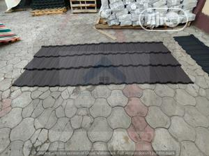 Noisen 0.5 Gerard New Zealand Stone Coated Roofing Tiles | Building & Trades Services for sale in Lagos State, Ajah