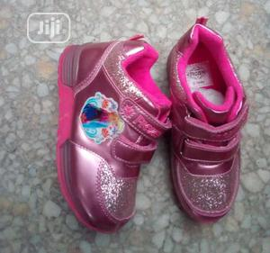 Pink Frozen Canvas For Girls   Children's Shoes for sale in Lagos State, Lagos Island (Eko)
