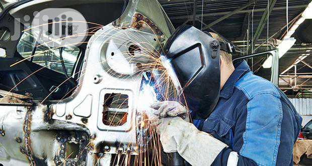 Automatic Welding Shield