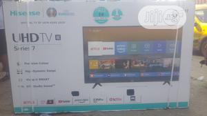 Hisense Smart UHD 4K TV 65'inches   TV & DVD Equipment for sale in Lagos State, Ojo