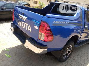 New Toyota Hilux 4X4 2019 Blue   Cars for sale in Abuja (FCT) State, Garki 2