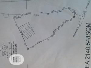 For Sale: 2140.548sqm Of Land @ Ewet Housing Estate   Land & Plots For Sale for sale in Akwa Ibom State, Uyo