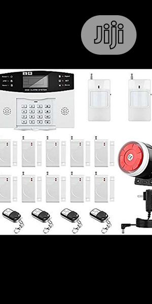 Wireless 2G Home And Business Security Alarm System   Safetywear & Equipment for sale in Lagos State, Ikeja