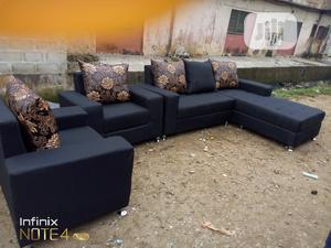 L Shape Sofa Chair | Furniture for sale in Lagos State, Mushin