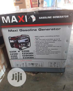 Maxi Gasoline Generator E20K | Electrical Equipment for sale in Lagos State, Ifako-Ijaiye