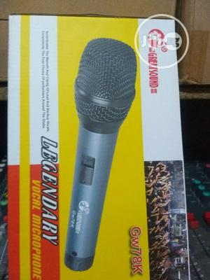 Professional Wired Microphones QUALITY MICROPHONE, | Audio & Music Equipment for sale in Lagos State, Ojo