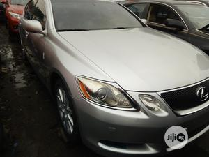 Lexus GS 2008 350 AWD Silver | Cars for sale in Lagos State, Amuwo-Odofin