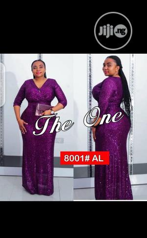 Ladies Long Dinner Dress | Clothing for sale in Lagos State, Ikeja