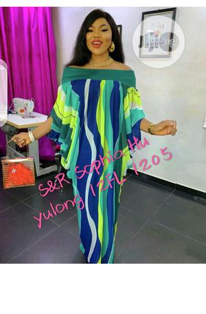 Ladies Off Shoulder Maxi Gown   Clothing for sale in Lagos State, Ikeja