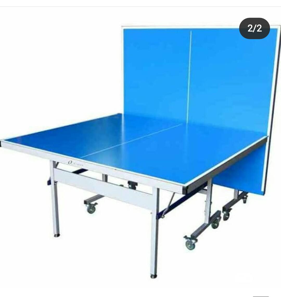 Archive: Brand New Table Tennis Table