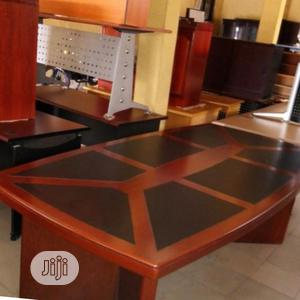 Quality Wooden Conference Table | Furniture for sale in Lagos State, Victoria Island