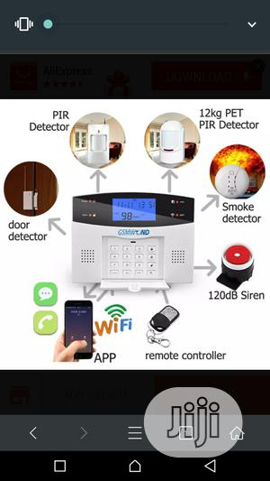 GSM Burglar Detector Alarm Automatic Dialing | Safetywear & Equipment for sale in Lagos State, Ikeja