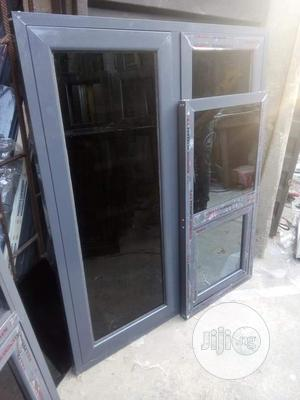 Gray Casement Windows | Windows for sale in Lagos State