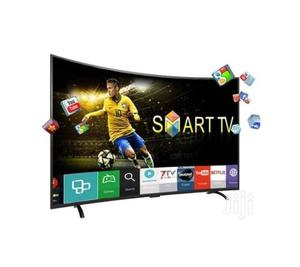 Polystar 40 Inches Curve Smart Tv | TV & DVD Equipment for sale in Lagos State, Ikeja