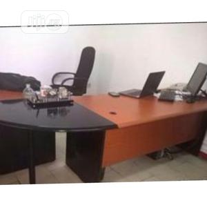 Supreme Wooden Office Table   Furniture for sale in Lagos State, Victoria Island