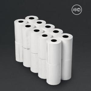 Pos Thermal Receipt Printer Paper 58mm - 100 Rolls | Stationery for sale in Lagos State, Ikeja
