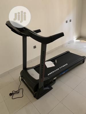 New 3hp Treadmill (American Fitness) | Sports Equipment for sale in Abia State, Aba South