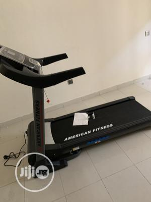 Brand New 3hp Treadmill (American Fitness) | Sports Equipment for sale in Oyo State, Ibadan