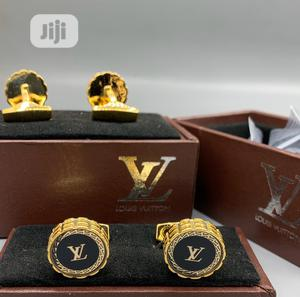 Designer Louise Vuitton Cufflinks   Clothing Accessories for sale in Lagos State, Lagos Island (Eko)