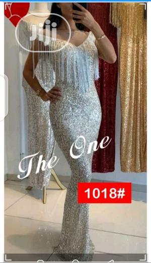 Ladies Glittering Dinner Dress   Clothing for sale in Lagos State, Ikeja