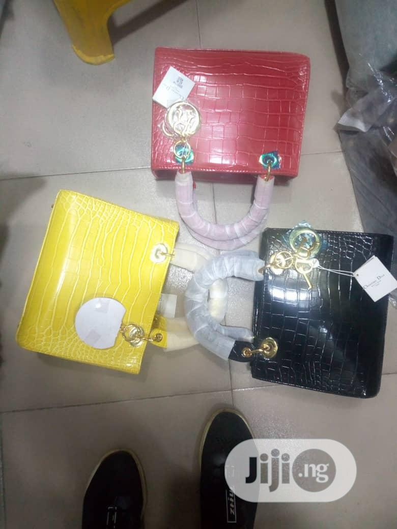 Portable Ladies Hand Bag
