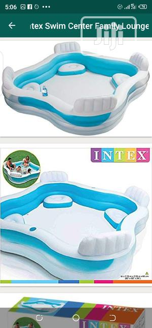 Children Swimming Pool With Head Board Rest | Toys for sale in Lagos State, Surulere