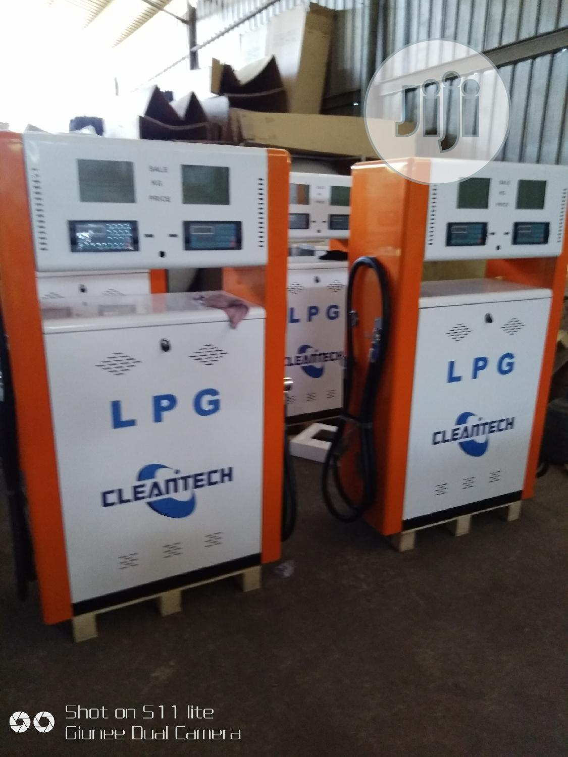 Buy Quality Imported Automatic Fuel and Lpg Dispensers