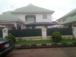 Luxury 5 Bedroom Fully Detached Duplex With 2 Rooms BQ in an Estate | Houses & Apartments For Sale for sale in Imo State, Owerri